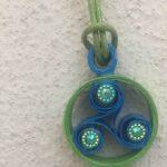 Triskele sinistrorso potente talismano protettivo